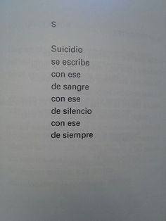 Suicidio #frases #quotes #suicida