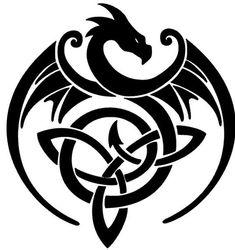 celtic dragon tattoo design – , click now. celtic dragon tattoo design – , click now. Celtic Dragon Tattoos, Tribal Dragon Tattoos, Dragon Tattoo Designs, Tattoo Celtic, Celtic Tribal Tattoos, Cute Dragon Tattoo, Indian Tattoos, Wolf Tattoos, Body Art Tattoos