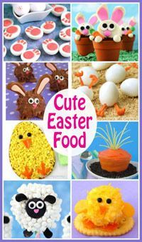 961 best cute easter food recipes images on pinterest easter cute easter food find easter recipes to create fun desserts decorated cupcakes sweet rice krispie treats chocolate easter treats and festive snacks forumfinder Image collections