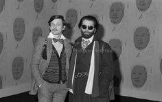 Jacques de Bascher & Karl Lagerfeld