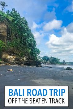Get off the beaten track in Bali on this road trip to stunning mountains, waterfalls, lakes, islands and beaches. Featuring Munduk, Menjangan Island, Balian Beach and Ubud. Plus tips for touring Bali by motorbike.