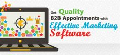 Marketing automation is the key generating b2b appointments. It is a very essential tool for business.