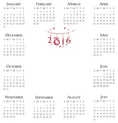 Business Calendar Template Png Clip Art  Lakfooffset