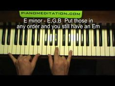 ▶ How Great is Our God - How to play Contemporary Christian Piano - YouTube