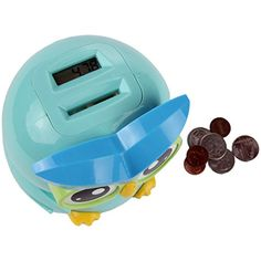 Lily's Home Kid's Money Counting Digital Coin Bank - Owl…