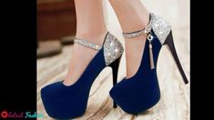 Amazing High Heels Shoes Collection 2018    Sparkly Heels For Women    L...