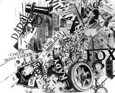 George Grosz y John Heartfield: Vida y actividad en la   ciudad universal a las doce y cinco, 1919