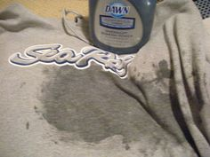 Working House Mom, Wife: Magical Grease Stain Remover