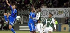 Practice makes perfect on free kick winner for Portland Timbers Will Johnson