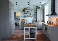 Kuchnia IKEA - Kuchnia, styl vintage - zdjęcie od IKEA