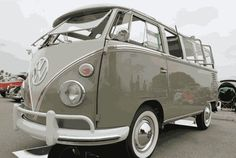 1964 Volkwagon Bus