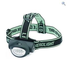 Hi Gear Mini Headlight | GO Outdoors