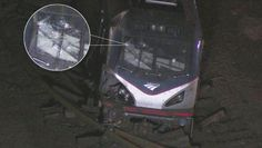 NTSB: Amtrak Train 188 may have been struck before derailment | In a surprising revelation: the National Transportation Safety Board said a projectile appears to have hit the windshield of an Amtrak passenger train before it derailed Tuesday night, killing eight passengers and severely injuring dozens.  According to one witness, it happened shortly after a second train reported being hit by a rock or bullet near the same location.  Now, the FBI has been brought in.    27 PHOTOS Amtrak train…
