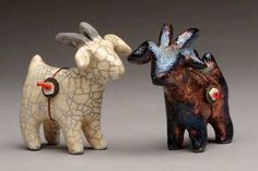 Clay Art Gallery presents ceramic works by Ruth Apter