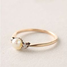 Simple elegance, l adore pearls