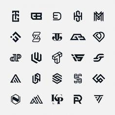 Monogram Logo, Monogram Design, Lettering Design, Web Design, Modern Logo Design, Business Logo Design, Luxury Logo Design, Flat Design, Carta Logo