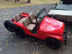 1961 CJ-5 Jeep - Photo submitted by Gerry Tschinkel.
