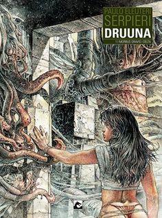 Druuna et Anima, retour aux sources avec Serpieri Robert Crumb, Frank Frazetta, Lost Girl, Marvel Comics, Comic Book Layout, Jordi Bernet, Heavy Metal Girl, Serpieri, Science Fiction Series