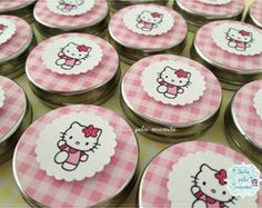 Mini Latinha Hello Kitty