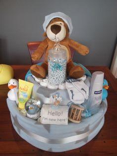 Babyshower planner Kiekeboe