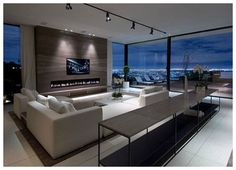 26 best Ideas home interior design modern living rooms Living Room Modern, Home Living Room, Living Room Designs, Living Area, Cozy Living, Small Living, Luxury Homes Interior, Luxury Apartments, Luxury Houses