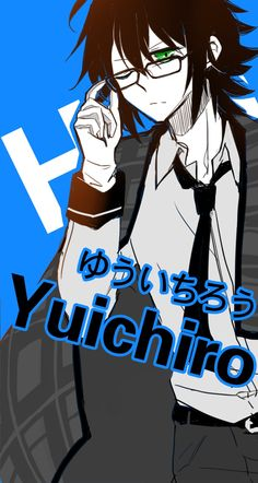 Yuichiro Hyakuya - Owari no Seraph - Seraph of the End