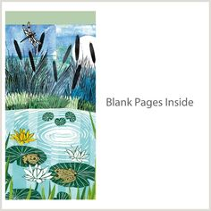 The Lily Pond - To Do Pad (PAD JD1 01) | Greeting Cards and Stationery