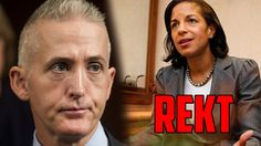 Trey Gowdy Shocks The Room After Destroying Susan Rice!!! - YouTube