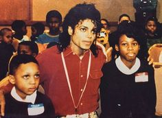 trewizz Michael Jackson Kansas 1988
