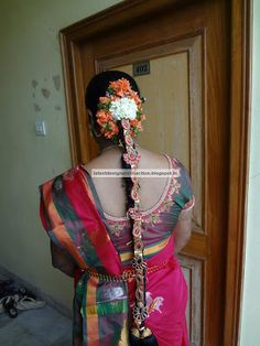Latest Indian Clothing And Jewellery Designs South Indian Wedding Hairstyles, Jewellery Designs, Indian Outfits, Hair Styles, Clothing, Hair Plait Styles, Outfits, Hair Looks, Haircut Styles