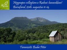 Négynapos csillagtúra a Radnai-havasokban Pandora