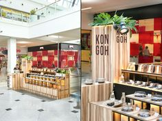 Kongoh Pop up store and branding by Egue y Seta, Barcelona   Spain pop up chocolate store branding branding