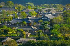 Andong Hahoe Folk Village (안동 하회마을) – Welcome to KFriend.org