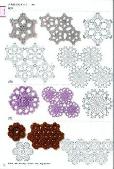 Items similar to Crocheting Doily Patterns Book 300 - Japanese craft book on Etsy Crochet Edging Patterns, Crochet Quilt, Crochet Doily Patterns, Crochet Cross, Crochet Diagram, Thread Crochet, Crochet Flowers, Flower Patterns, Crochet Stars