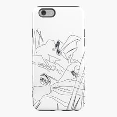 """""""E N Z I A N"""" iPhone-Hülle & Cover von GlobalDesignIbk 