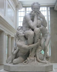 Jean-Baptiste Carpeaux        Ugolino and his Sons