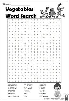 Food and Drink Archives - Page 4 of 10 - Monster Word Search Word Puzzles For Kids, Printable Crossword Puzzles, Free Printable Word Searches, Printable Puzzles For Kids, Printable Crafts, Printable Word Search Puzzles, Picture Puzzles, English Lessons, Learn English