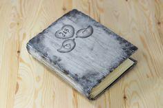 Wedding Guest Book Photo Album Valentine's day by CraftPointPL
