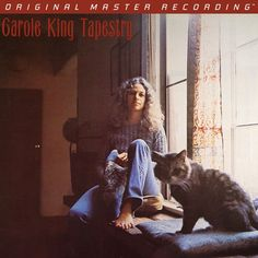 Carole King - Tapestry on Numbered Limited-Edition 180g LP from Mobile Fidelity