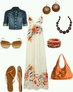 Summer dress for work!