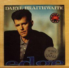 DARYL BRAITHWAITE - Edge + Interview LP - Vinyl LP As the Days go by One Summer