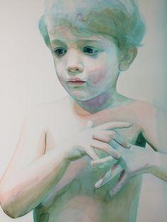 Ali Cavanaugh's Immerse Exhibition at Gold Gallery, Boston, MA