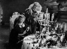 La Belle & la bête de Jean Cocteau (1946), un film qui m'a autant terrifié que fasciné.