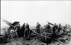 November 30, 1917 - German Counter-Attack at Cambrai Pictured - Nach der Tankschlact bei Cambrai. The Battle of Cambrai started with a surprise British attack, and ended with a surprise German one....