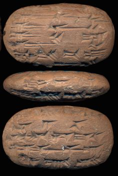 This medical therapeutic text, inscribed in Akkadian cuneiform on a clay tablet small enough to fit into one's hand, prescribes various plants and herbs to treat an unknown illness. Many thousands of Akkadian medical texts that have survived from the second and first millennia BCE provide information about medical symptoms, illnesses, and treatments. Aššur, Neo-Assyrian, c. 911-612 BC.