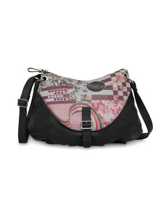 Frequency Mac Black - A funky smoky sling by Baggit