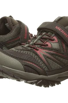 Merrell Kids Capra Bolt Low A/C Waterproof (Little Kid) (Brown) Boys Shoes - Merrell Kids, Capra Bolt Low A/C Waterproof (Little Kid), MC56199-200, Footwear Athletic Running, Running, Athletic, Footwear, Shoes, Gift, - Street Fashion And Style Ideas