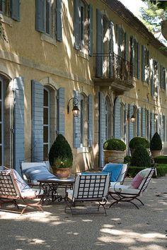 BLOGOSFERIA: Dominique Lafourcade : Jardins de la Provence...                                                                                                                                                                                 Más