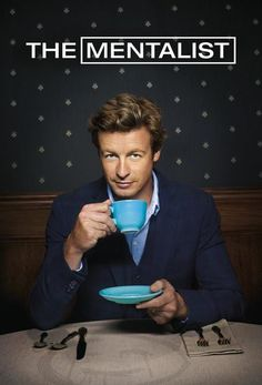 The Mentalist. i love this show so much!!