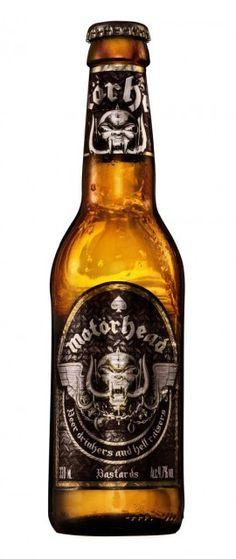 Top 10 Rock Band Beers  Motorhead Bastards